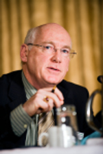 Photograph of Commission chair Paul Kennedy