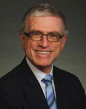 Professional photograph of Commission chair Ian McPhail