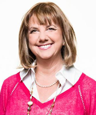 Professional photograph of Commission Vice-chairperson, Karen Leibovici